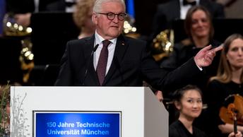 Президент Германии: Без России шансы на прекращение сирийского кризиса равны нулю