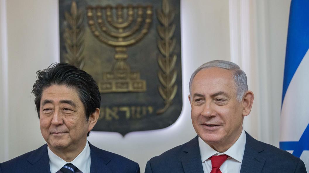 Биньямин Нетаньяху обидел Синдзо Абэ иего супругу