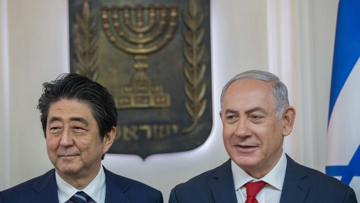 А на десерт – скандал: Японского премьера в Израиле унизили специфическим блюдом