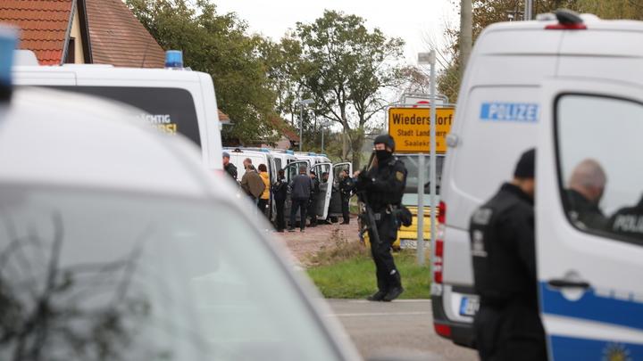 Блогер, напавший на синагогу в Галле, транслировал расстрельный стрим