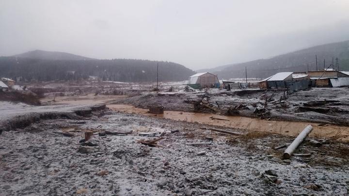 Первые задержания: Следователи везут на допрос гендиректора рудника после прорыва дамбы под Красноярском - источник