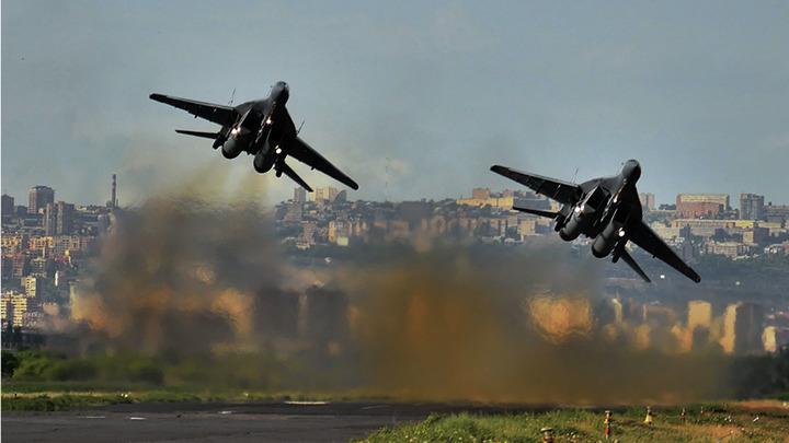 Ловите меня семеро!: Откровения не сбитого в Ливии лётчика