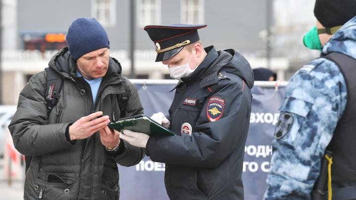 В Москве аннулировали и восстановили 200 тысяч пропусков