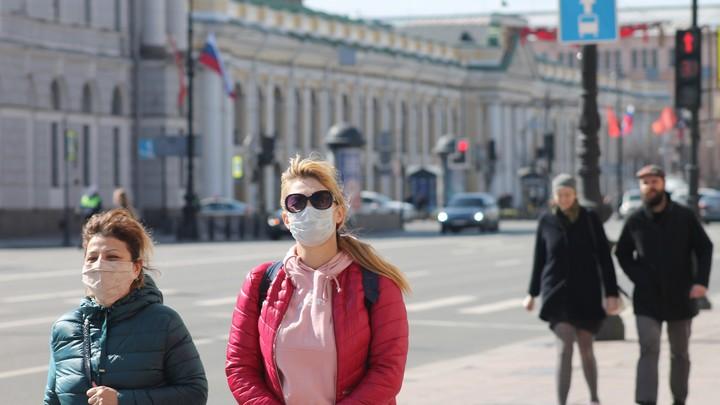 Рекордное тепло принесет циклон «Вилкен» в Санкт-Петербург
