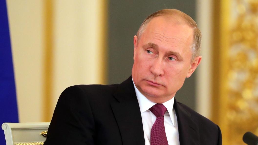 Россия в середине XXI века: Путин предложил тему Всероссийского сочинения