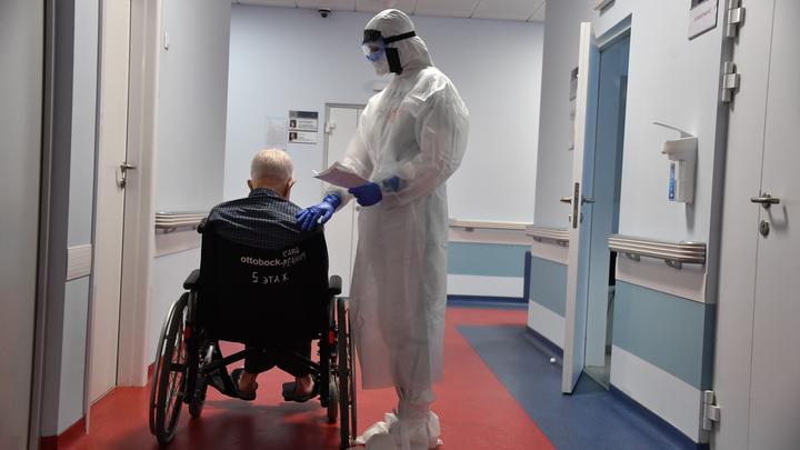 Койки – всё? Правительство региона не стало сообщать о числе свободных коек для больных COVID-19