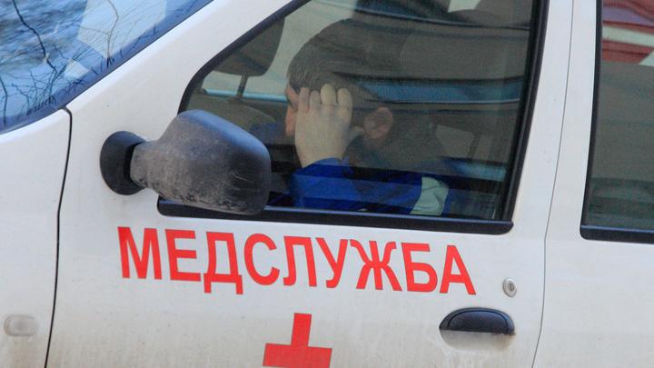 Два маленьких ребенка пострадали в столкновении трех автомобилей на ЗСД в Петербурге