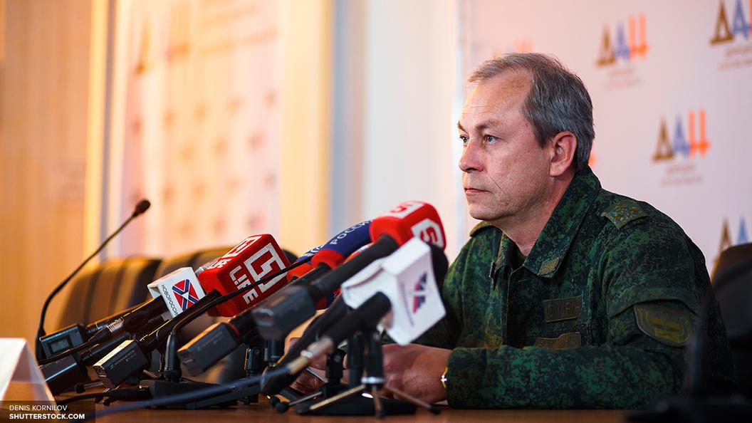 В ДНР призвали обратить внимание на нарушение Турчиновым Минских соглашений