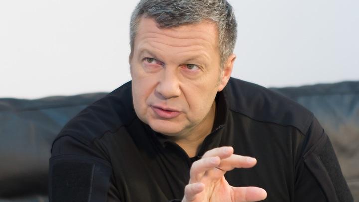 Так вы кто, Гордон? Фашист! Украинский эксперт заявил у Соловьёва о подонках и мразях в Киеве