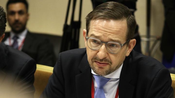 Почему ОБСЕ молчит о Вышинском?: Пранкер объяснил свой звонок Гремингеру