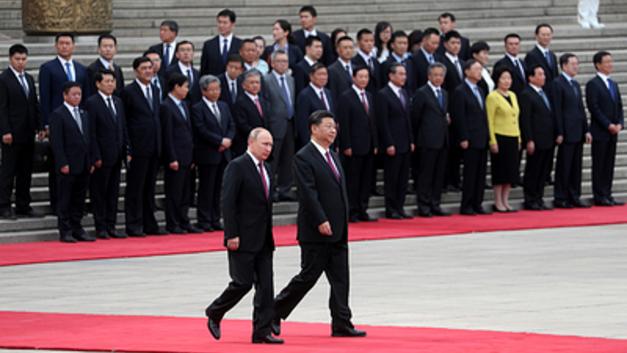 Лидер КНР вручил Путину уникальный подарок в знак дружбы с Россией