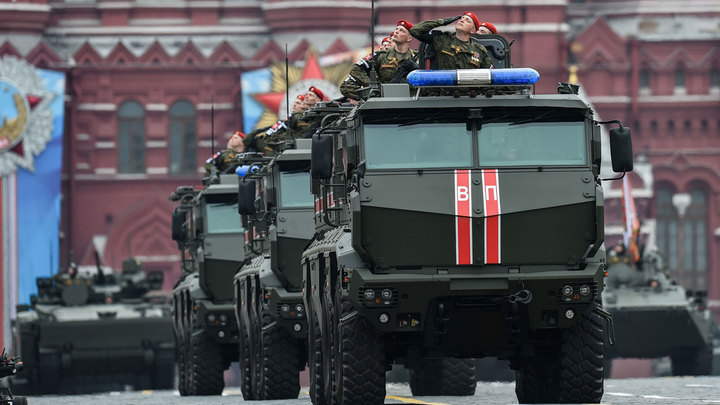 У России есть только два союзника: ее армия и флот