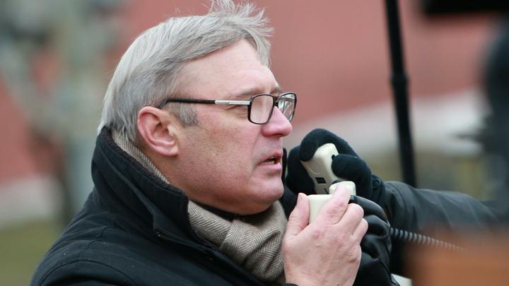 Касьянов пытается ужесточить санкции США против России
