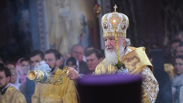 Патриарх Кирилл: Православную культуру нужно преподавать на всех ступенях образования
