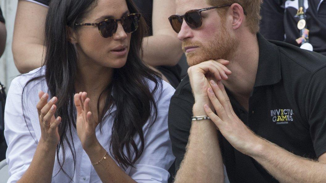 Принц Гарри женится на американской актрисе