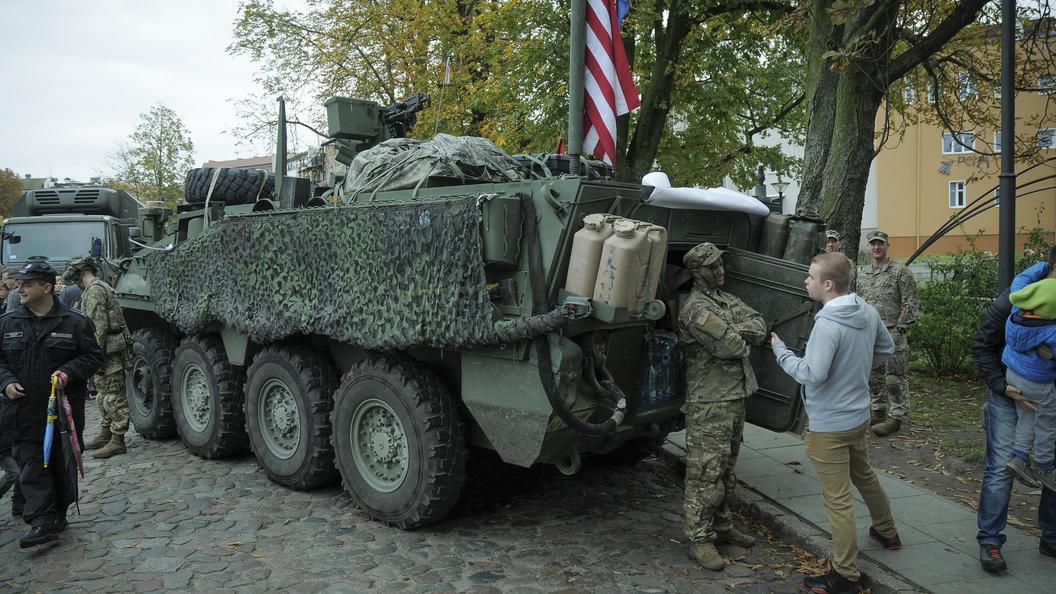 Армия США ускорила подготовку кмасштабной наземной войне, пишут СМИ