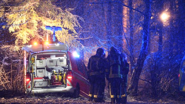 Трагедия в Германии: Самолёт из Франкфурта-на-Майне разбился в лесном массиве