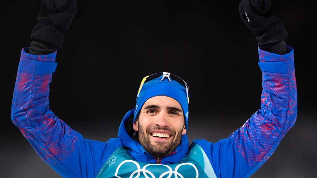 Фуркад одержал победу биатлонный масс-старт наОлимпиаде