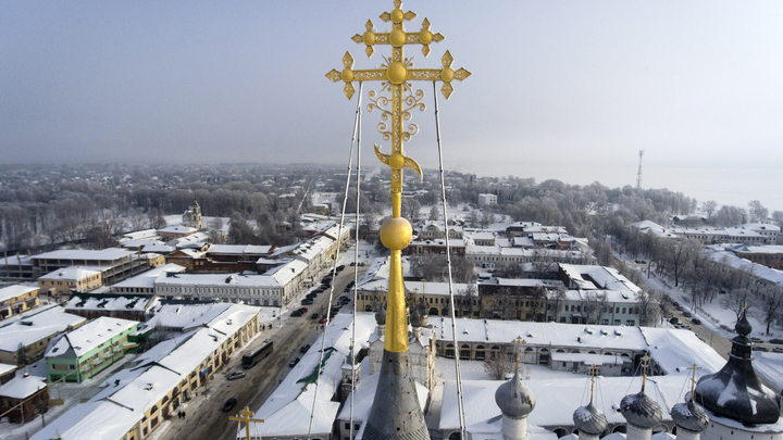 В России появится новая епархия Русской Церкви