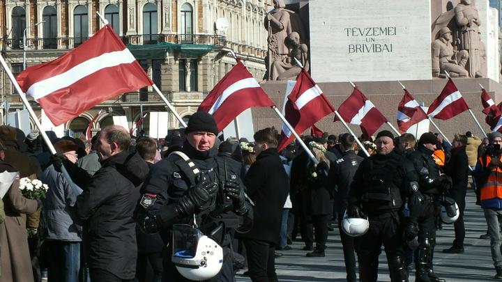 Обращение к миру: Россиятребуетрешительно осудитьшествие Ваффен СС в Риге