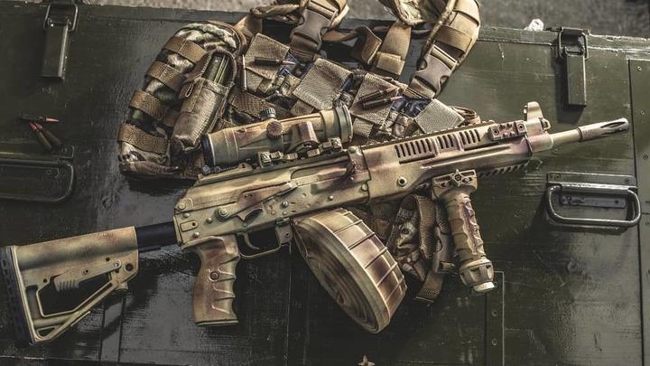 Эргономика и спецприбор в комплекте: Раскрыты преимущества нового пистолета-пулемёта Калашникова
