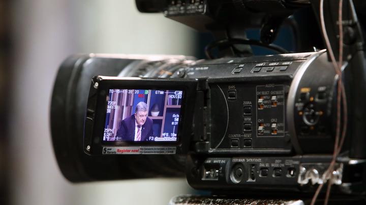 Королева макарошек из России украсила дебаты Порошенко с Зеленским