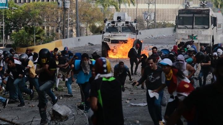 Почему Трамп выступает против силового свержения режима Мадуро