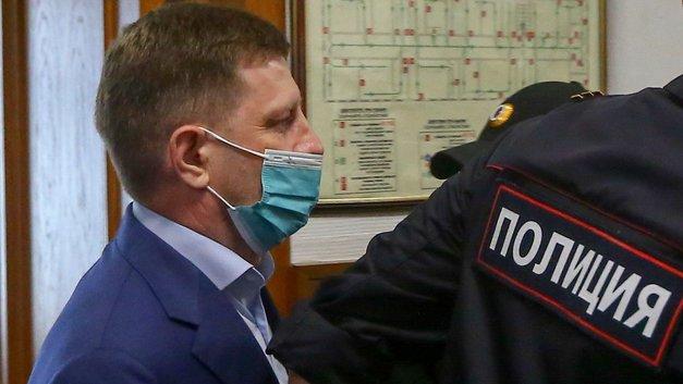 Не Бессмертный полк: Митинг за Фургала по лекалам Навального