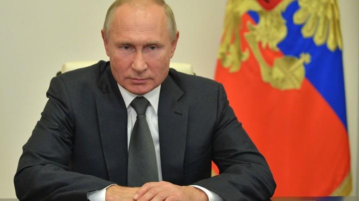 Наверняка ёкнуло: The Times отследила сердце Путина в безмикробном пространстве