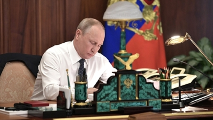 От Москвы до Питера за два часа: Путин одобрил советский проект ВСМ - СМИ