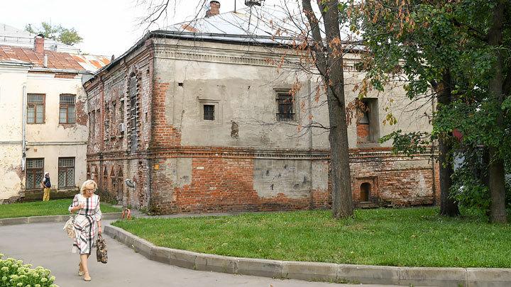 Особняк XVII века в центре Москвы отдают под музей протестантизма
