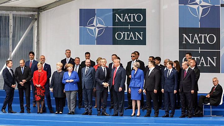 Признание Америки: Блок НАТО технически устарел