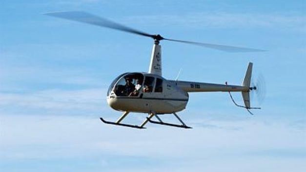 Жители Вирджинии приняли крушение медицинского вертолета за землетрясение