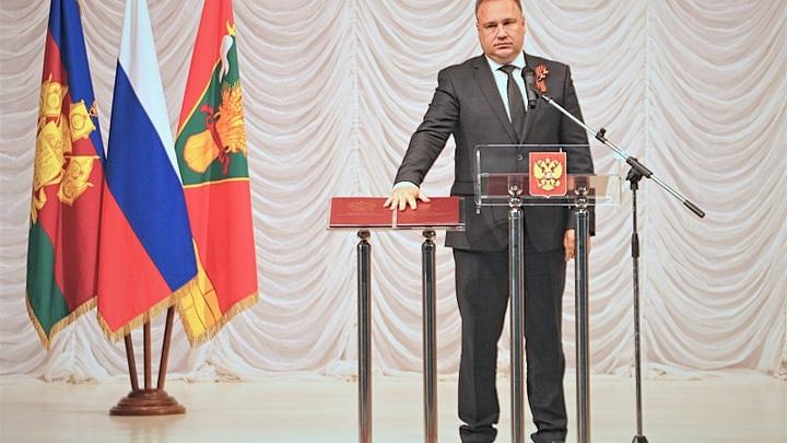 Главой Тбилисского района Кубани вновь стал Евгений Ильин