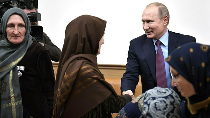Обновление природы, души и жизни: Путин поздравил граждан России с Наврузом