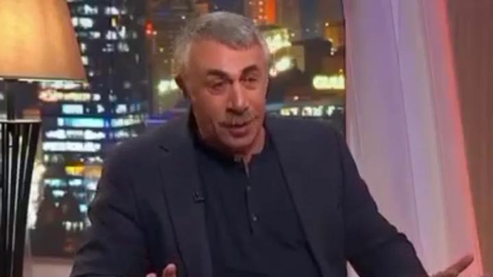 Комаровский в прямом эфире резко высказался о свободе слова на Украине
