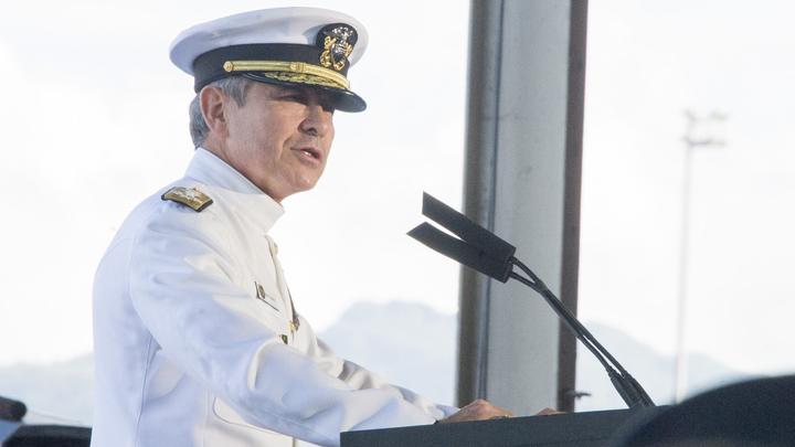 Дипломатия авианосцев: Трамп назначил послом в Южной Корее боевого адмирала