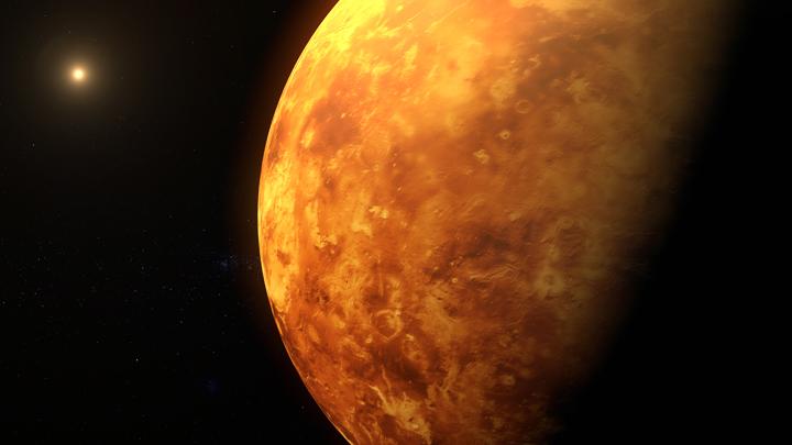 Первое изделие рук человеческих на иной планете