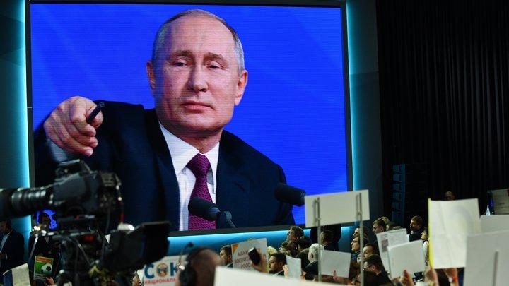 Ошибки прошлого: Путин дал откровенное интервью