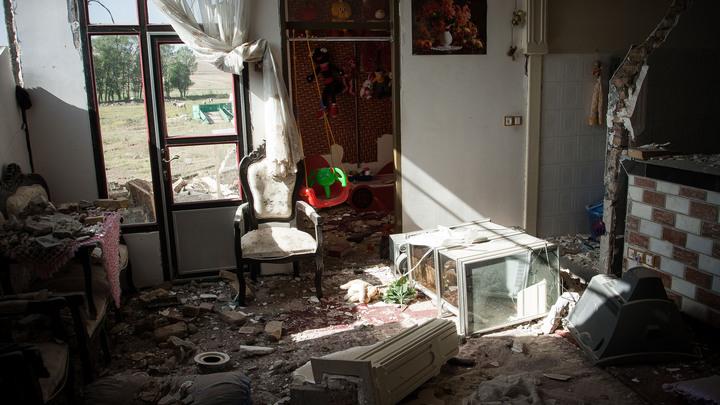 Землетрясение оставило без крова 70 тысяч жителей Ирана