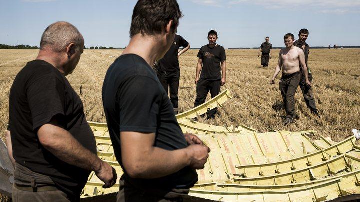 Крушение MH17. Почему Украина виновна
