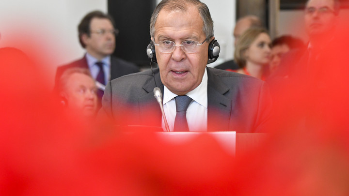 Лавров: Русофобская истерия мешает налаживать отношения Москвы и Вашингтона