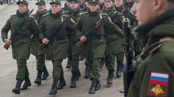 Путин: Отечественная армия должна стать абсолютным лидером в мире