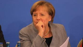 Меркель переобулась в воздухе, отвергнув возможность повторных выборов