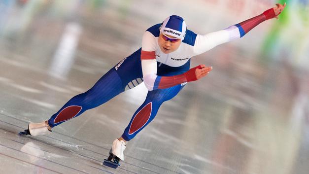 Ольга Фаткулина стала третьей на ЧМ в спринтерском многоборье