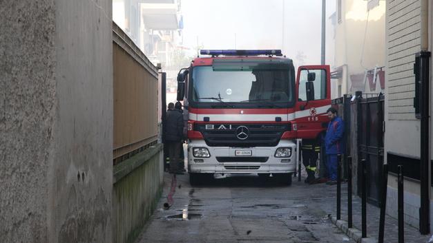 В центре Праги потушен пожар в гостинице, граждане России не пострадали