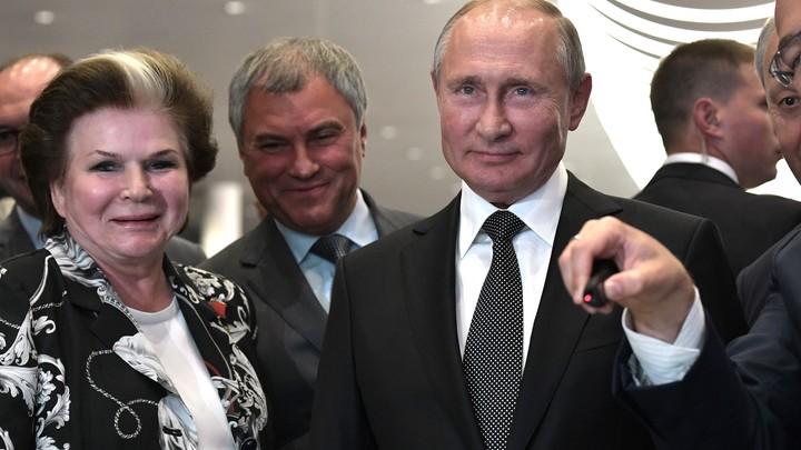 Сохранила Путина: Терешкова рассказала о том, как её благодарят за поправку к Конституции