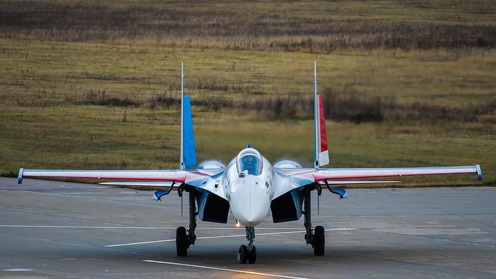 Израильские истребители бегством спасались от Су-35: Операцию русских в красках описывают в Сети