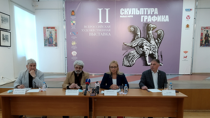 Во Владимире открывается всероссийская выставка скульптуры и графики