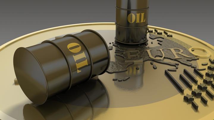 Нефть растет в цене более чем на 3%